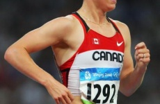 Canadian Record: Megan Wright, indoor 5k at BU Invite