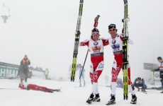 Video: Nordic Ski Gold for Canada. Harvey and Kershaw win in Norway