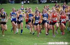 CIS XC Mid-season Rankings
