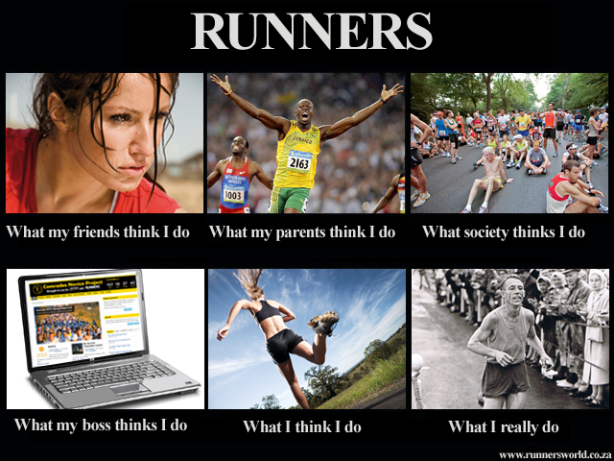 runners what I do