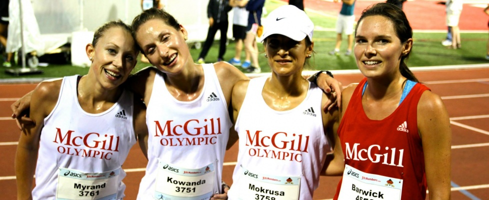 Only in Montreal: McGill Olympic Club